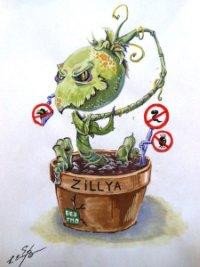 1-е место - конкурс визуализации Zillya!