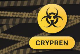 Троян-шифрувальник Crypren може заразити ПК ваших друзів